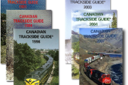 Canadian Trackside Guide - Back Issues (Price Adjustment)