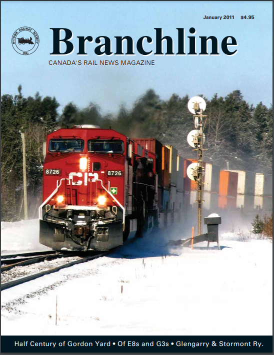 Example of Branchline