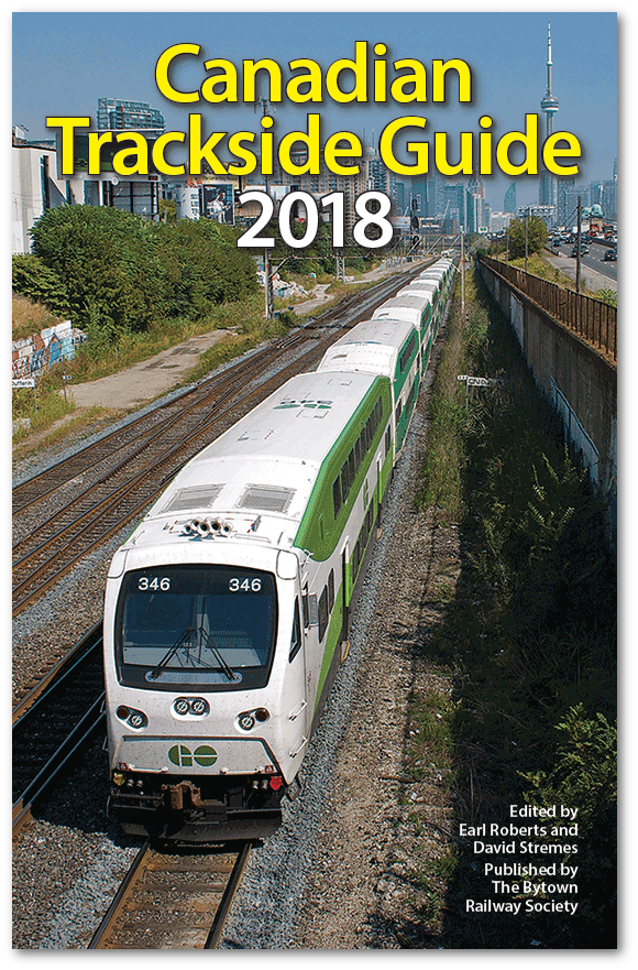 Picture of The Canadian Trackside Guide 2018 Publication